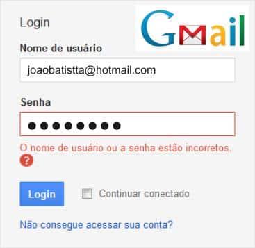 Não Consigo Acessar Meu Gmail Bloqueado [Resolvido]