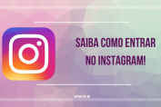 entrar no instagram